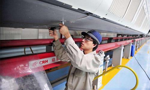 轨道车辆运用与检修专业